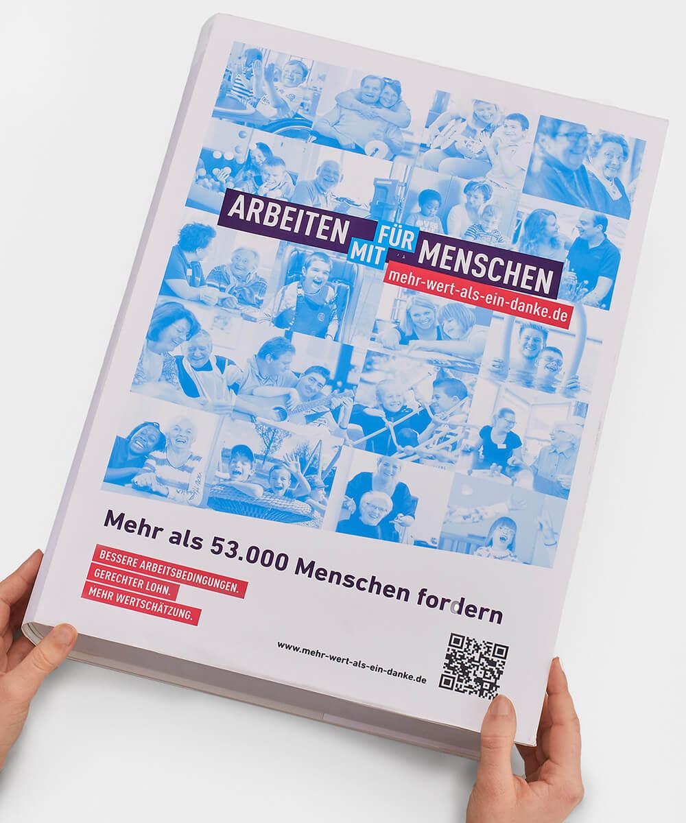 Druckerei Hohl Buchproduktion Arbeiten mit Menschen
