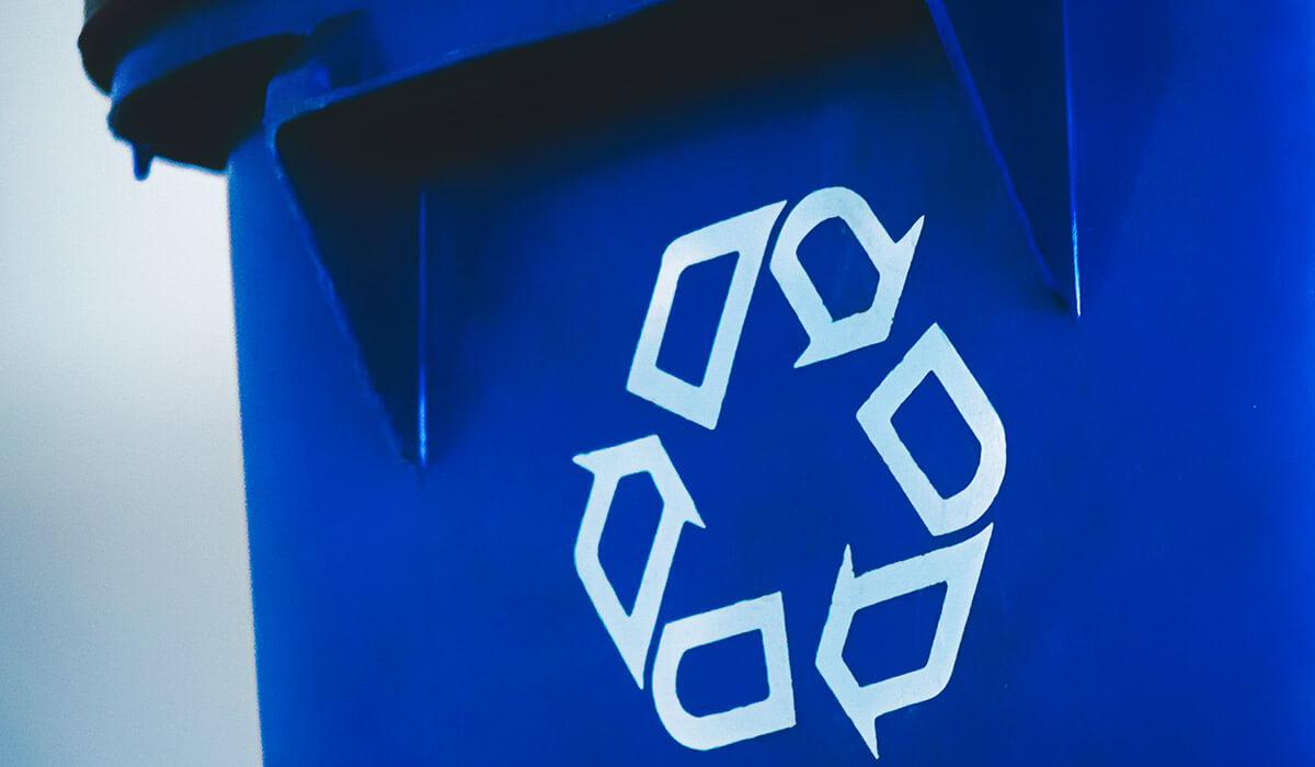 Druckerei Hohl Recycling