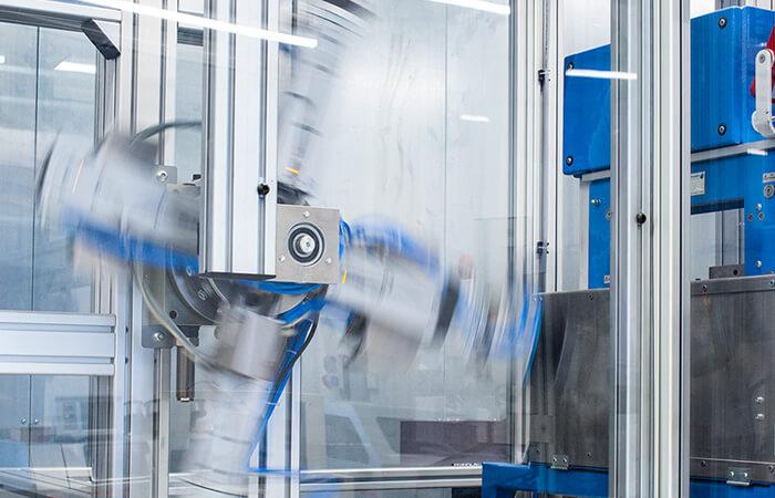 Druckerei Hohl Weiterverarbeitung